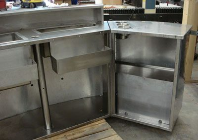 Custom Commercial Kitchen