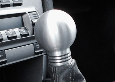 Custom Automotive Porsche Shift Knob