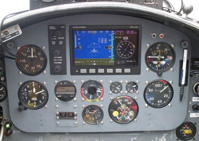 Aero Space Cockpit Fabrication